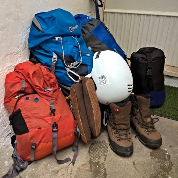 23b54cdca8 Come preparare lo zaino - Versilia Trekking