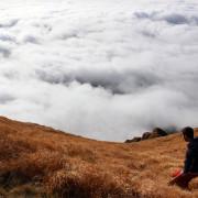 Un letto di nuvole Abovethesea